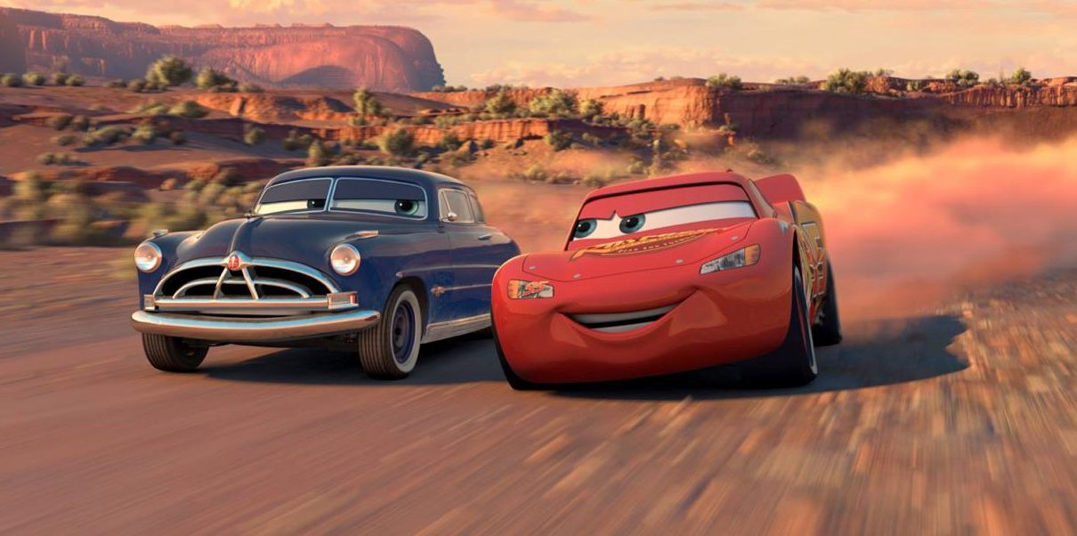 10 Years Later Is Cars Good The Dot And Line