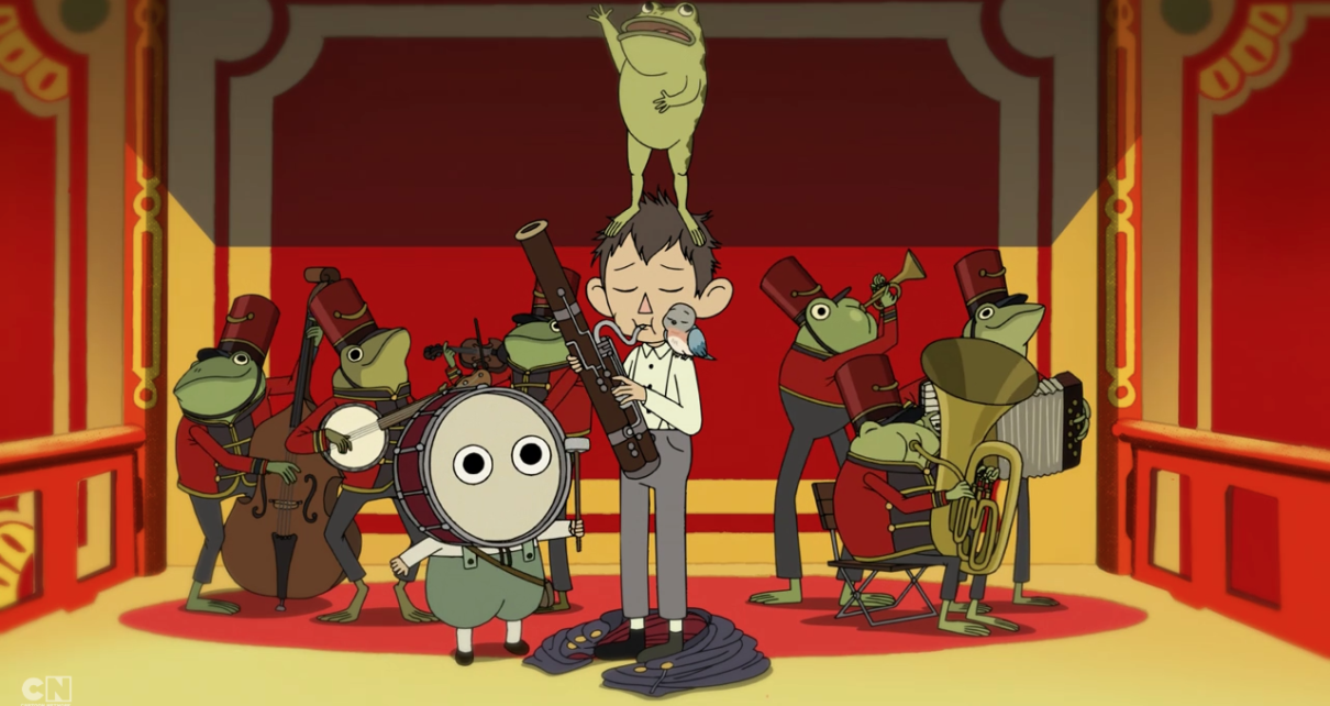 Over The Garden Wall Made The Bassoon Cool Again For You And Me