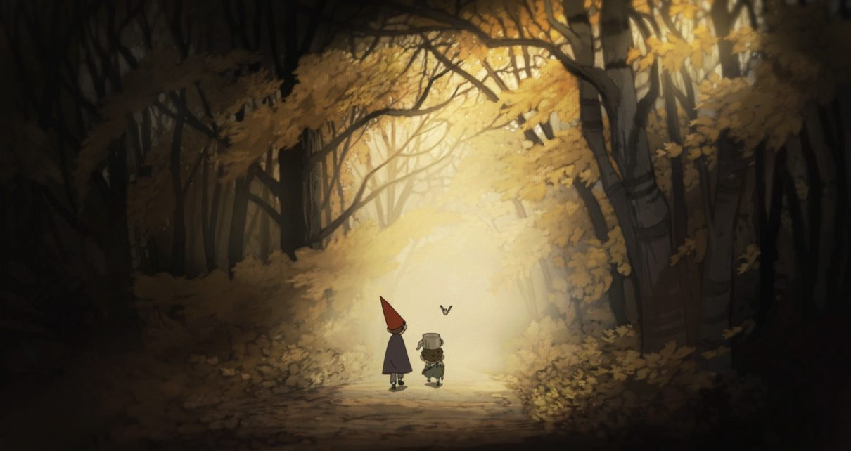 Patrick Mchale On The Haunting Magic Of Over The Garden Wall