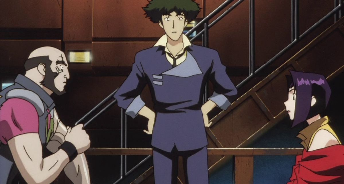 Here's What All the Episode Titles of 'Cowboy Bebop' Mean – The Dot