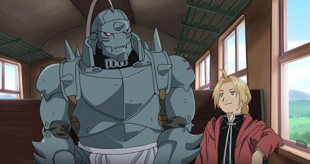 Fullmetal Television: 'FMAB' at 10 – The Dot and Line