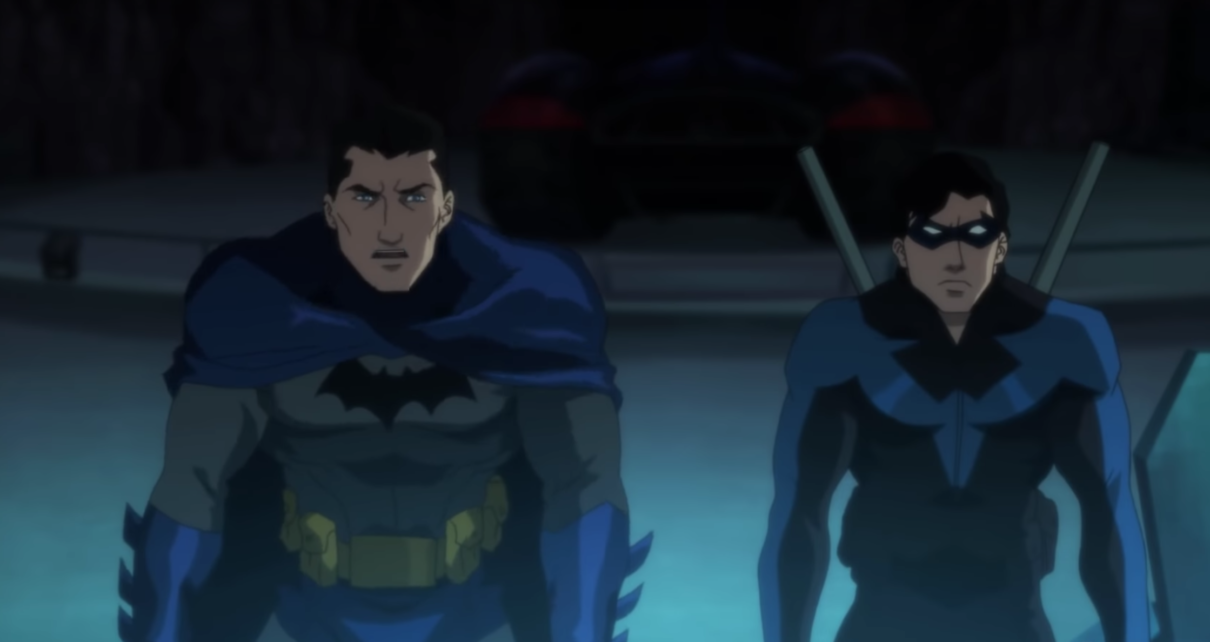 The Batman Hush Trailer Is Here The Dot And Line