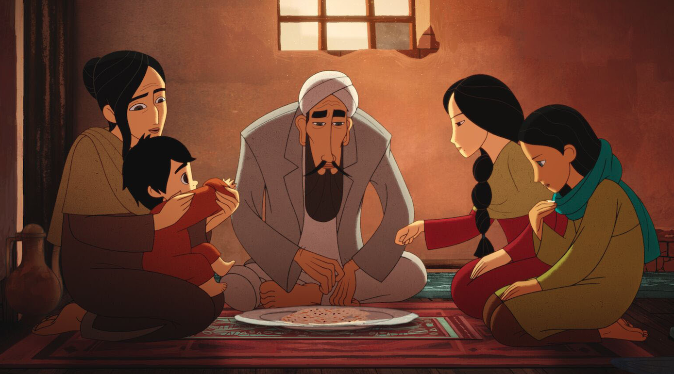 The Breadwinner Director On How Her Film Came Together The Dot And Line