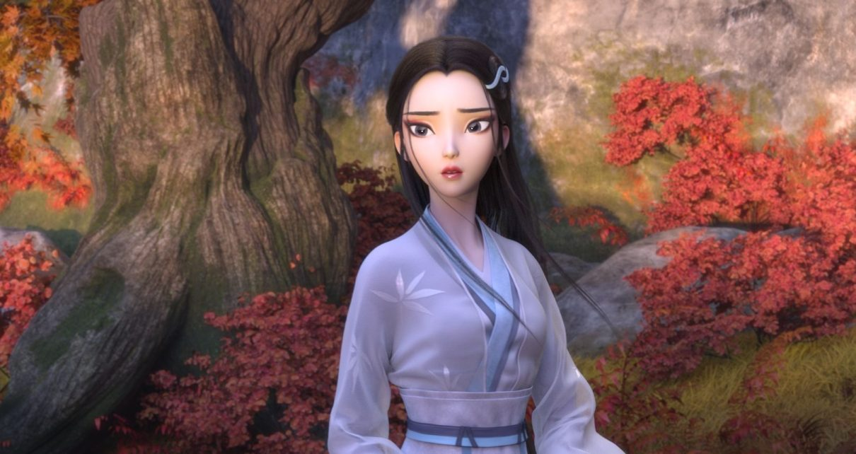 Why Fans Of Frozen Should Check Out White Snake The