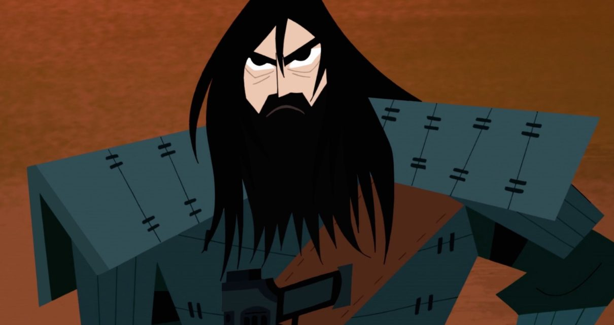 How They Made The Music In Samurai Jack So Spacious And Spacey The Dot And Line